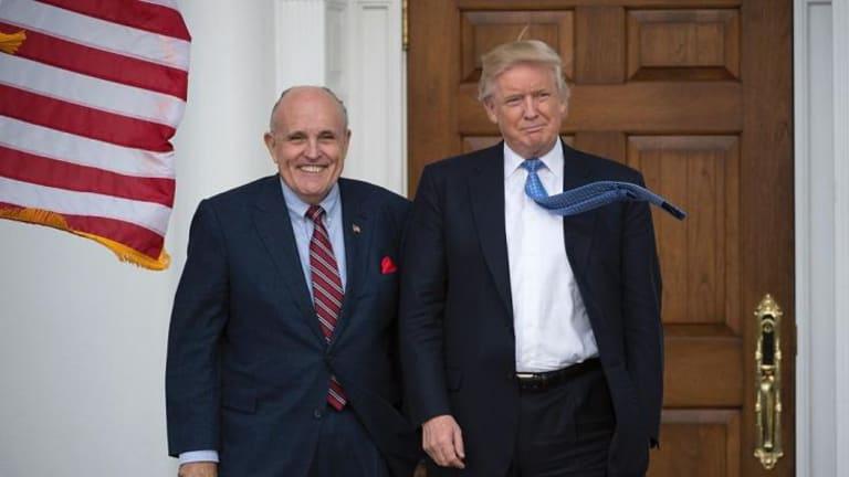 NYU Law Professor: Giuliani's Defense of Trump Is a 'Death Spiral of Stupid'
