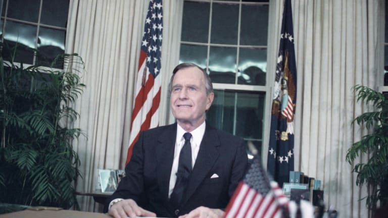 The Ignored Legacy of George H.W. Bush: War Crimes, Racism...