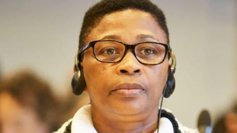 Imperial Capitalism: Nigerian Ogoni widow testifies against Shell in The Hague