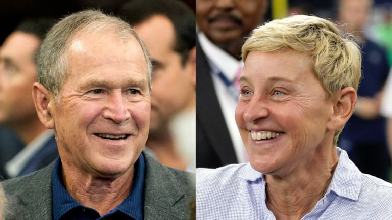 Dear Ellen: The Problem With W. Bush Is Not His Beliefs — It's His War Crimes