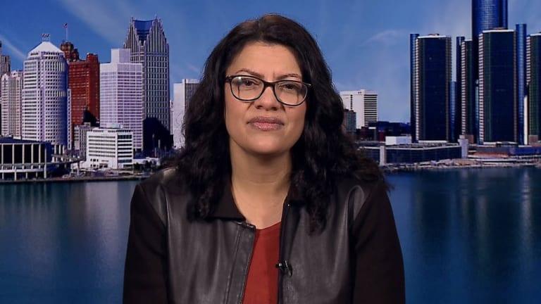 Rashida Tlaib: On Senate Anti-Boycott, Divestment and Sanctions Bill