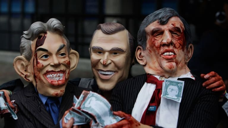 The Covid-19 Crisis Unmasks Capitalism As Ghoulish and Inhumane