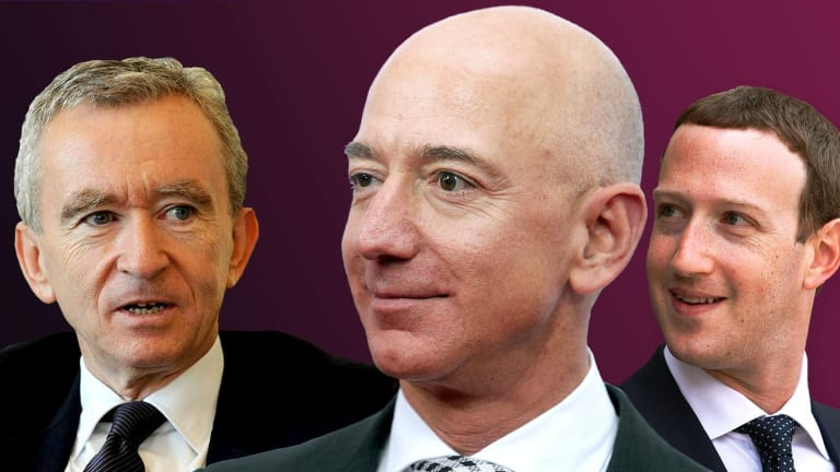 Economic Year in Review: Billionaires' wealth surged in 2019