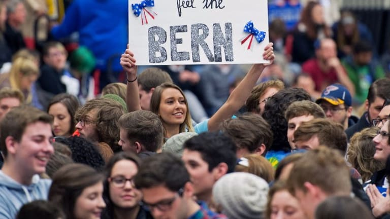 The Youth Vote Is Still With Bernie Sanders