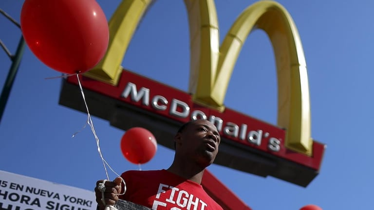 Minimum wage would be $33 today if it grew like Wall Street bonuses have