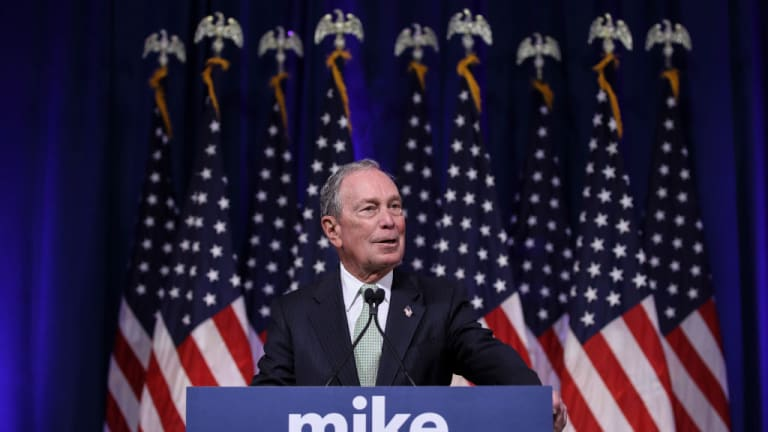 Mike Bloomberg Is as Big a Threat to Democracy as Donald Trump