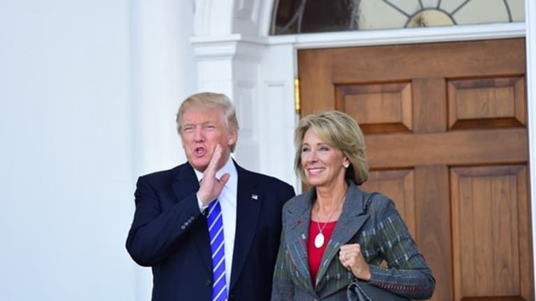Audio: Betsy DeVos Could Face Jail Time