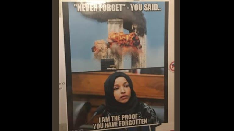 WV Statehouse Erupts Over GOP's Slanderous Image of Rep. IIhan Omar and 9/11