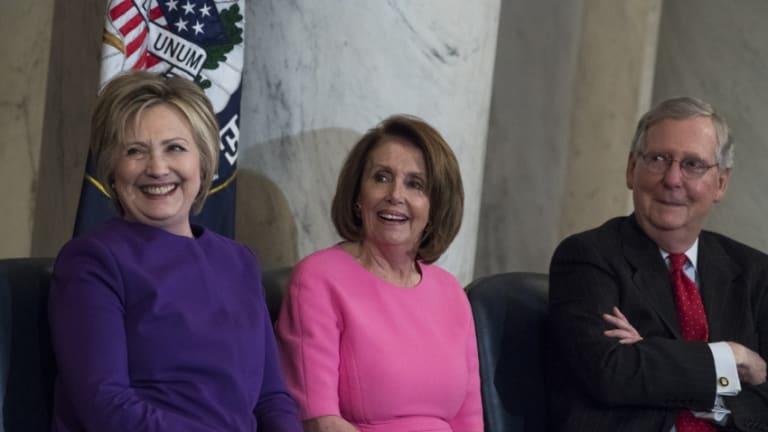 Peak Centrism: Nancy Pelosi Warns of 'Liberal Menace' in 2020
