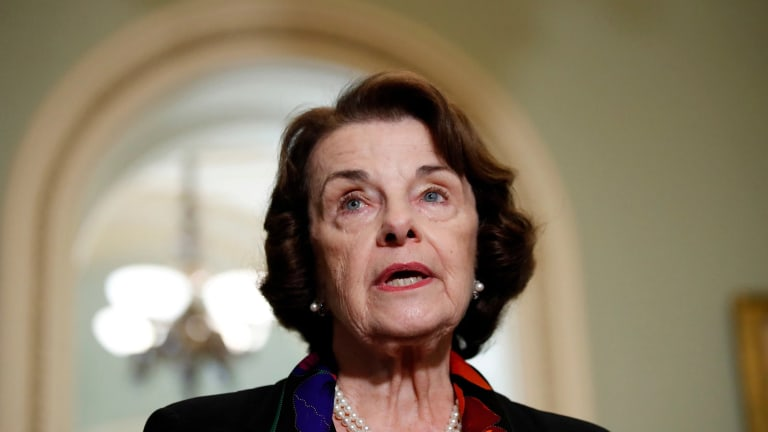 Why Dems Lose: Sen. Dianne Feinstein Rejecting Green New Deal to Young Activists