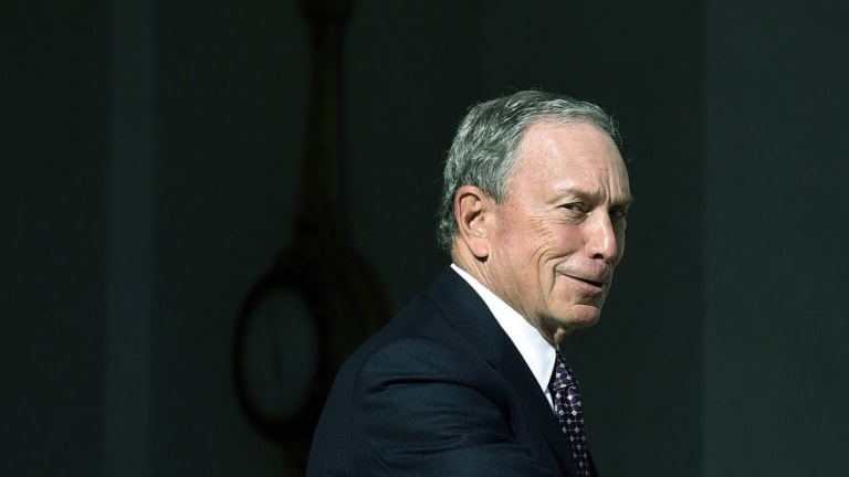 Michael Bloomberg: Oligarch of the Month