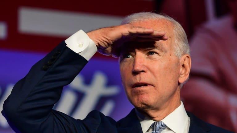 The Invisible Man: Joe Biden's Deadly Abdication... #WhereIsJoeBiden