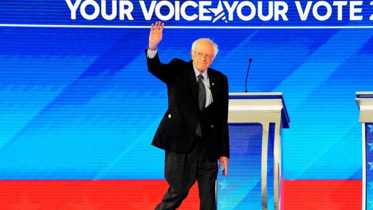 From 2016: The Democratic Establishment's Assault on Sanders Begins