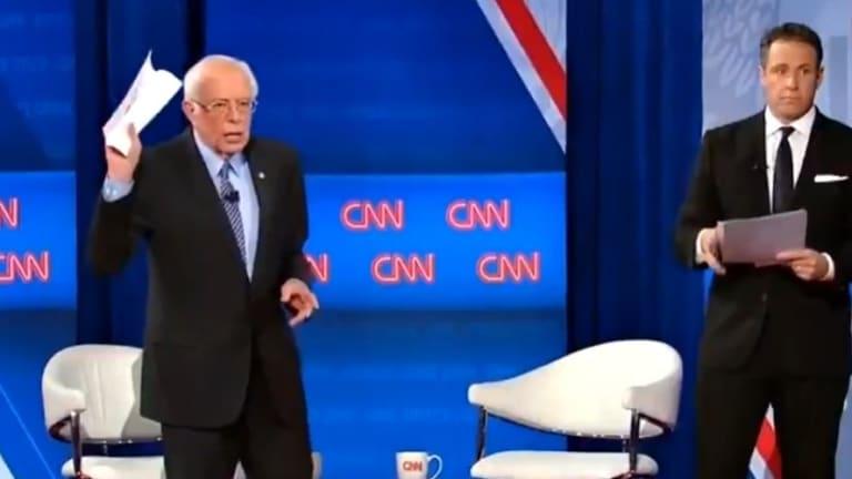 Red-Baiting Won't Stop Bernie Sanders. Last Night's Debate Shows Why