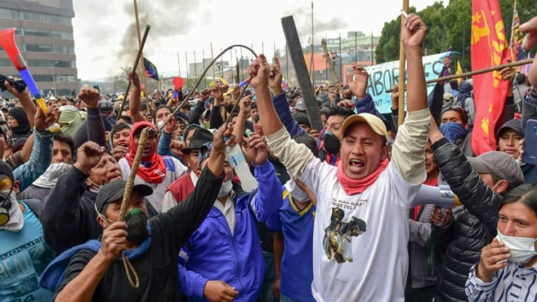 Governments Better Take Heed: People Are Rising Up All Over the World