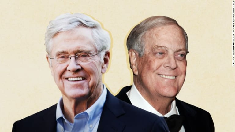 The Ultra-Conservative Koch Network of PACS is Expanding Support to Dems