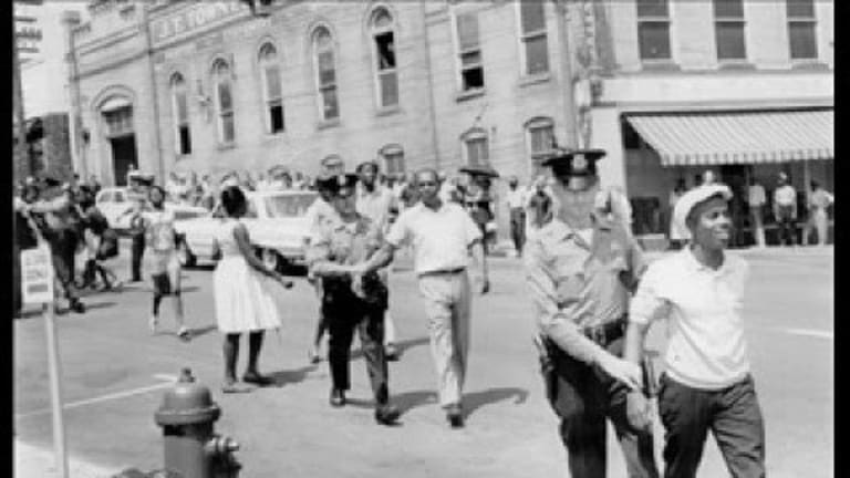 Black History: Nina Simone's Protest Anthem 'Mississippi Goddam' , 1965