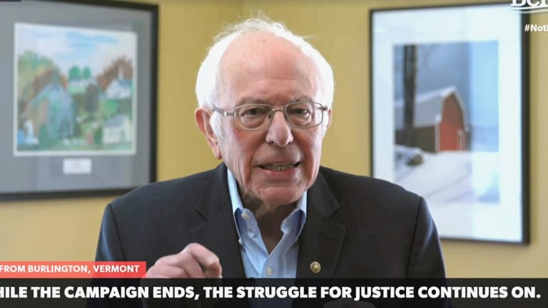 The End of Bernie's Campaign Can Birth A New Independent Left