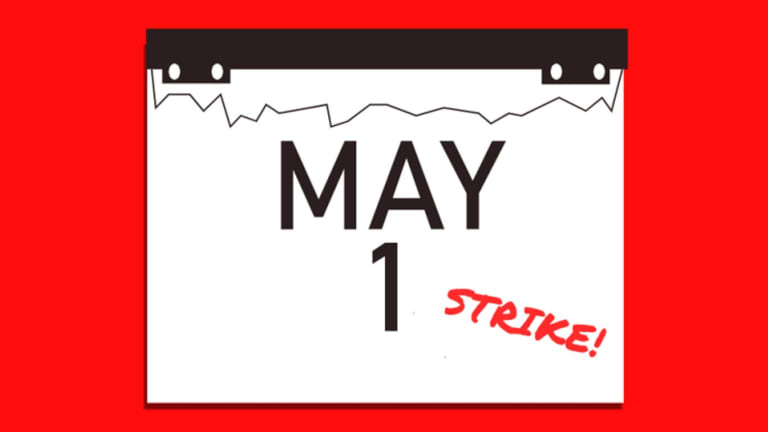 #GeneralStrike: May 1st, How to Participate in the May 1st Workers' Movement!