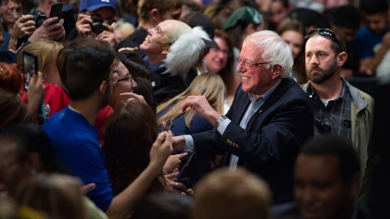 Bernie Sanders Rolls Out Plan To Cancel $1.6 Trillion Student Loan Debt