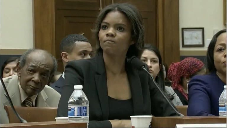 Candace Owens 'Resigns' From Turning Point USA After Calls For Her To Be Fired