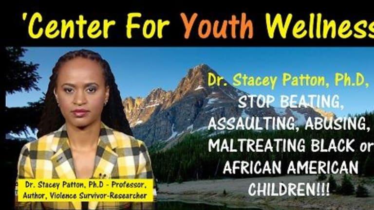 Dr. Stacey Patton: Speaks to Black Folk Who Whup Their Children