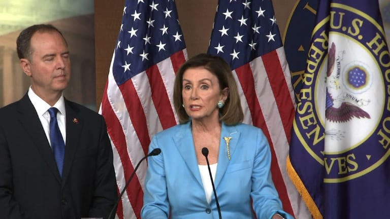 Pelosi Wants to Prosecute Snowden But Protect Trump Whistleblower
