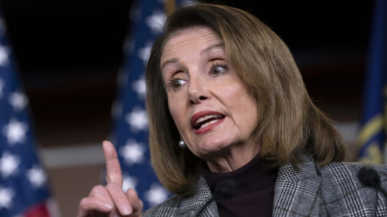 Pelosi tells moderate Dems to stop voting with Republicans