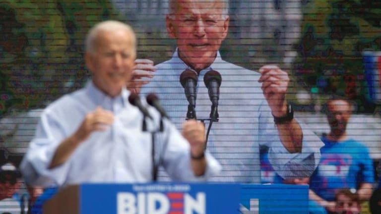 Joe Biden Campaigns on Status Quo 'Normalcy' When The Public Wants Big Change