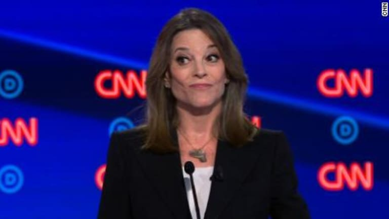 Conventional Politicians Are Infinitely Weirder Than Marianne Williamson