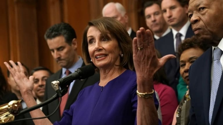 Pelosi's Terrible Idea: To Give Wealthy a Tax Cut in Next Stimulus Package