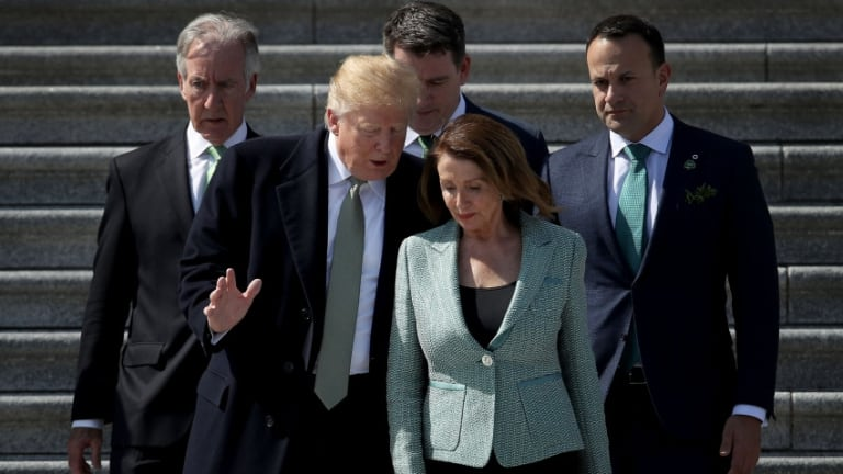 A Democratic Controlled Congress Failed To Check Trump's Power To Wage War