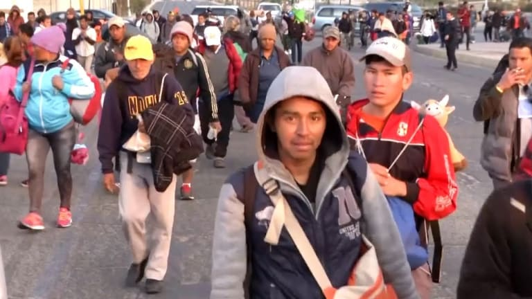 Conditions Fueled by U.S. Policies Are Driving The Honduran Immigration