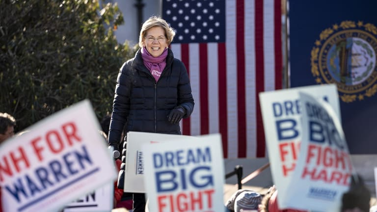 Why Elizabeth Warren as a Progressive Can't Be Trusted: Her Backdoor Big Donors