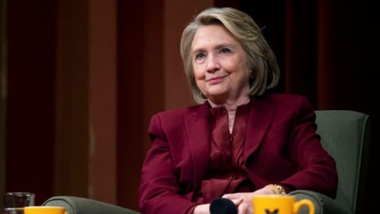 Is Hillary Clinton helping to elect Trump?