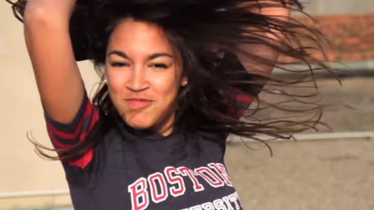 Alexandria Ocasio-Cortez and the Politics of Dancing