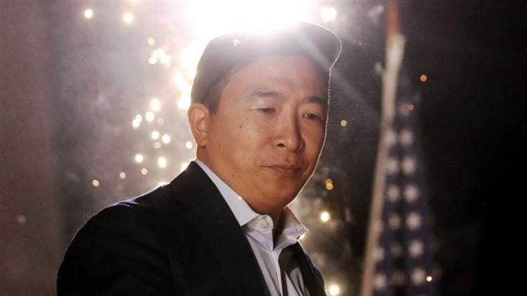 Andrew Yang's Appeal in The Alt-Right and The Model Minority Myth