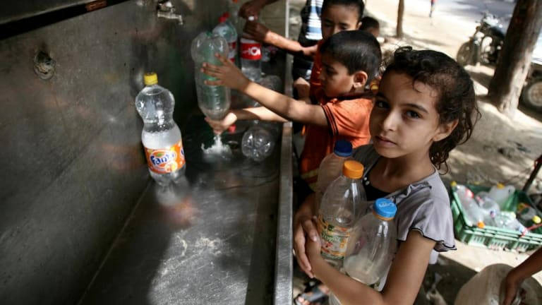 Slow Genocide in Palestine: Israel Shut Off Fresh Water Access for Gaza