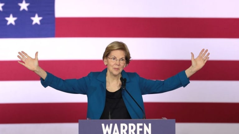 Elizabeth Warren is Likable...She Should Drop Out, Now