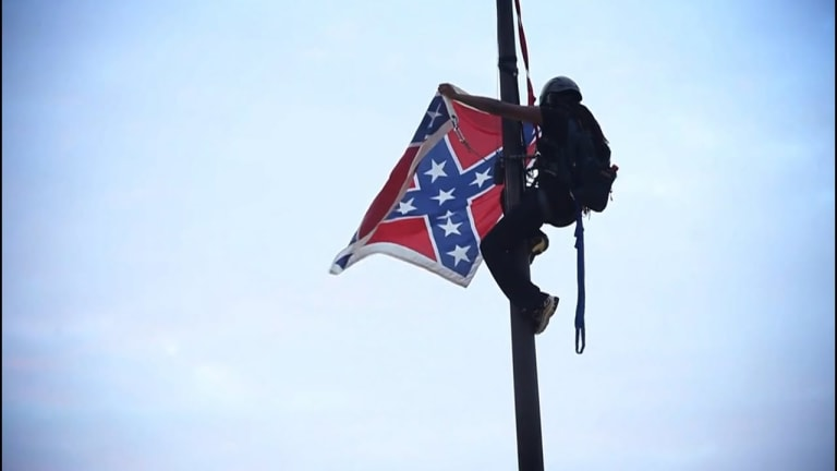 "Four Years Ago Today: Bree Newsome - ""This Flag Comes Down Today"""