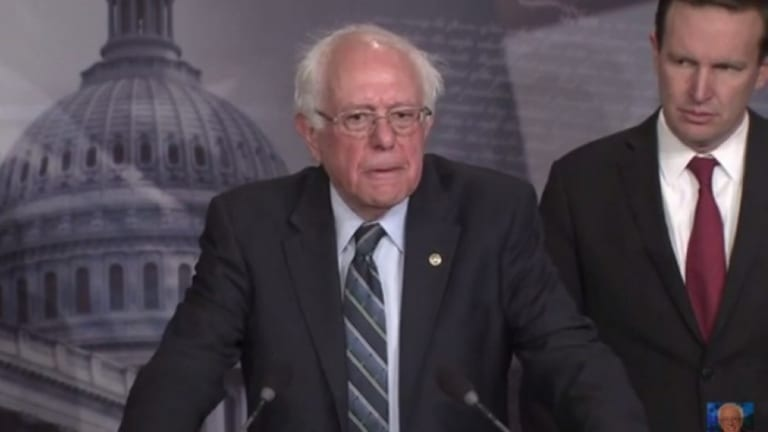 Sanders Ramps Up Pressure on Congress To End U.S. Involvement Yemen