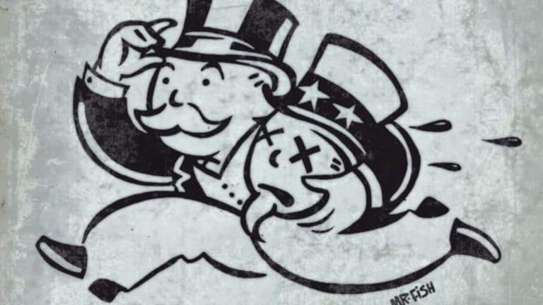 Chris Hedges: The Capitalists Are Afraid