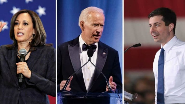 Biden, Harris, Buttigieg, and Booker are the Favorites of Wall Street