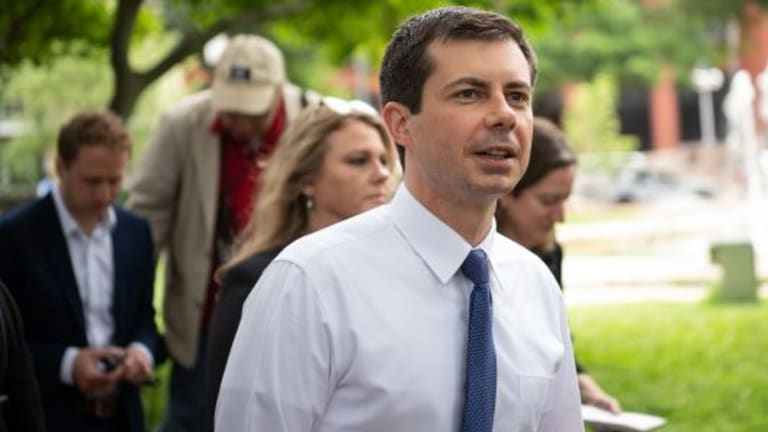 Pete Buttigieg hires former Goldman Sachs executive as national policy director