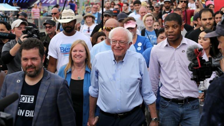 Bernie Sanders Crushes Trump in General Election Poll