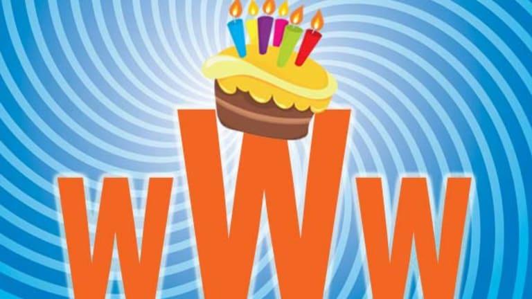 Happy 30th Birthday World Wide Web...