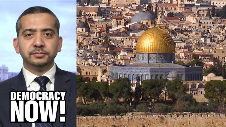 Mehdi Hasan: Trump's Middle East Plan of Apartheid & Settler Colonialism