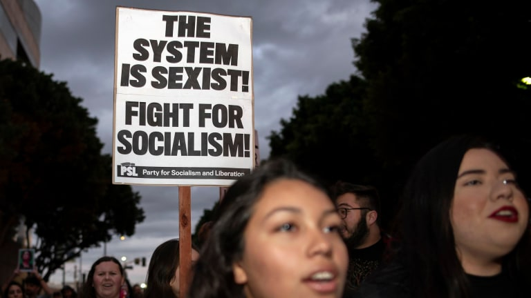 Harris Poll Finds: Most American Women Prefer Socialism to Capitalism