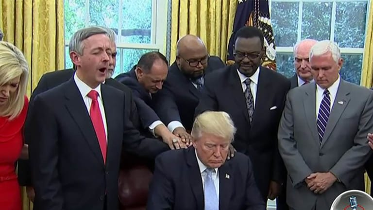 Why Evangelicals Love Trump - The Cruelty Is The Point