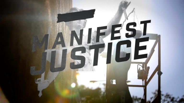 Manifest: Justice - Art for Social Change